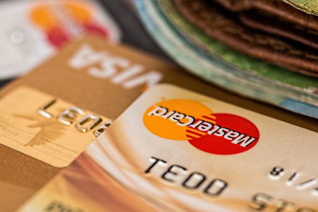 Use Credit Card
