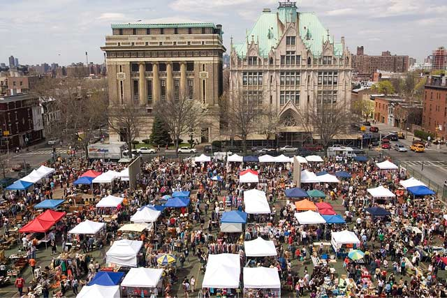 Brooklyn Flea Market Handmade and Vintage Goods