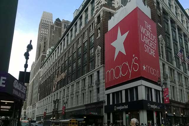 Macy's on 5th Avenue