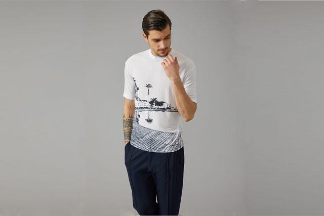 Armani best t shirt