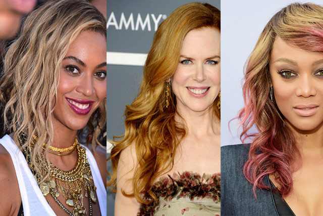 Hair Color Shades Popular Among Hollywood Celebrities