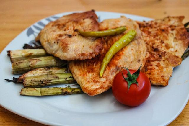 Healthy Diet Dinner