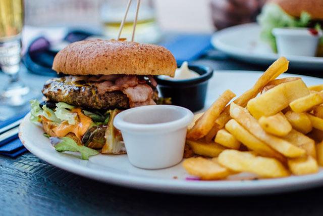 Not Healthy Diet