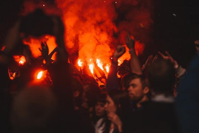 Adult birthday bonfire party ideas