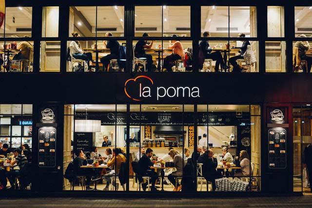 Adult birthday idea of restaurant